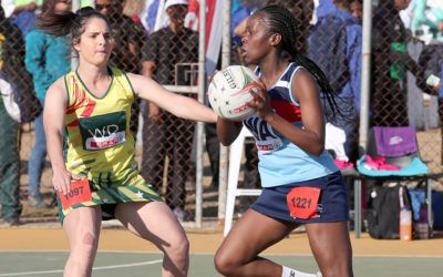 National Netball Champs Get Under Way in Nelson Mandela Bay