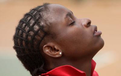 Wimbledon Debutant Kg Montjane: I am a Sponsor's Dream