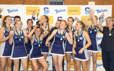 Menlopark Crowned SASN U19 School Sports Netball Champs