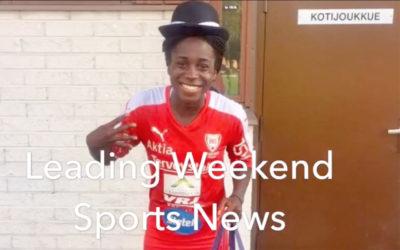 Weekend Sports News 20 August 2018