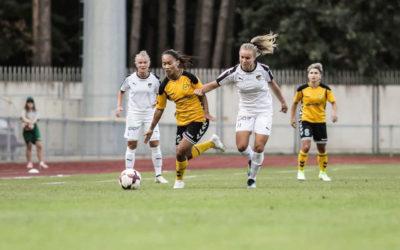 Living Her Life: Banyana Banyana Midfielder Leandra Smeda in Lithuania