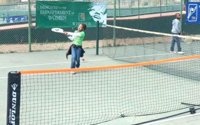 Tennis Fun Day in Soweto a Massive Success