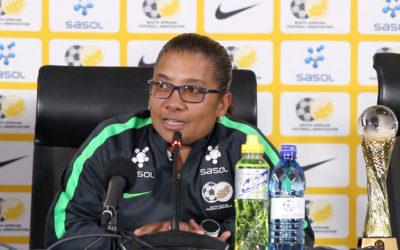 Ellis Announces Banyana Banyana squad for COSAFA Cup