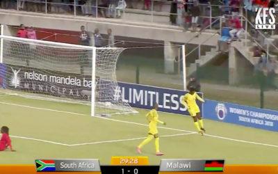 Skipper Celebrates 150 Caps as Banyana Qualify for COSAFA Semis