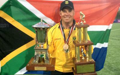 South African Hockey Announces New Head Coach