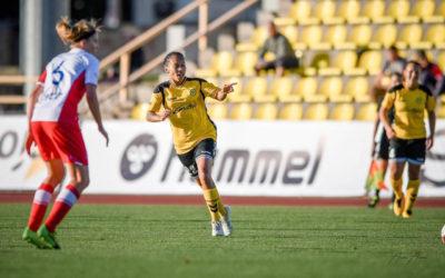 Leandra Hits Big Leagues with Swedish Club Signing