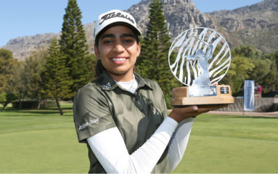 Indian Rookie Dagard Wins 2019 Investec South African Women's Open