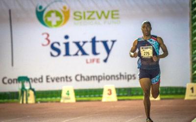 Semenya Doubles Up on ASA Senior Track & Field Champs Gold