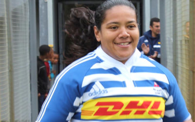 Laurian Johannes is SA's First Woman National Rugby Coach