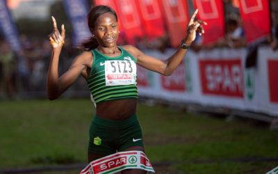 Namibian Johannes Wins Cape Town SPAR 10km Challenge