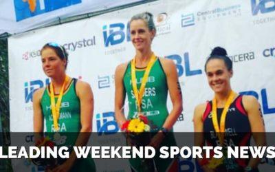 Leading Weekend Sports News 3 June 2019