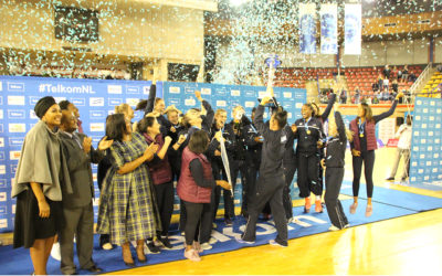 Jaguars Cruise to Third Consecutive Netball League Title