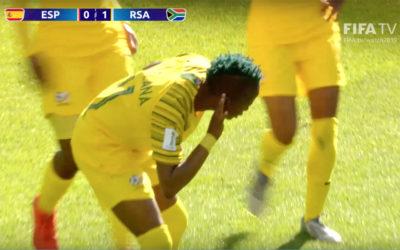 Elation and Heartbreak Heralds Banyana's World Cup Debut