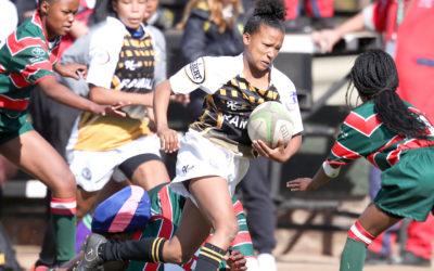 104 Tries on Day 2 of U16 Girls Rugby Week