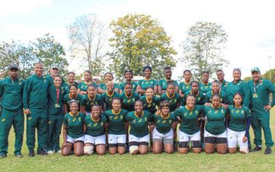 U20s Beat Zimbabwe in Second Rugby International