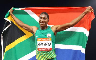 Caster Semenya Lauds gsport