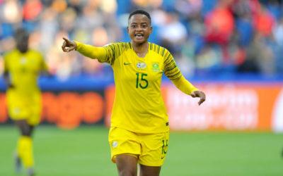 'We Always Emphasise on Teamwork´ – Banyana Captain