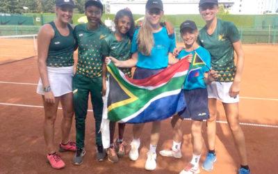 SA U14s Earn 15th Spot at World Junior Tennis Finals