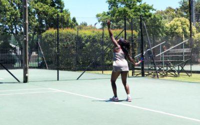Sinazo Solani Eyeing Pro Tennis Career