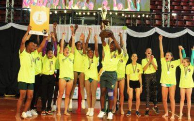 Team Meerkats Crowned SAGF Perfect 10 Champs
