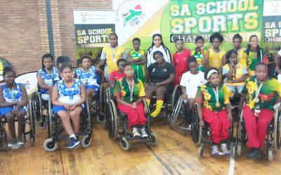 SA Wheelchair Basketball Announce U18 Squad