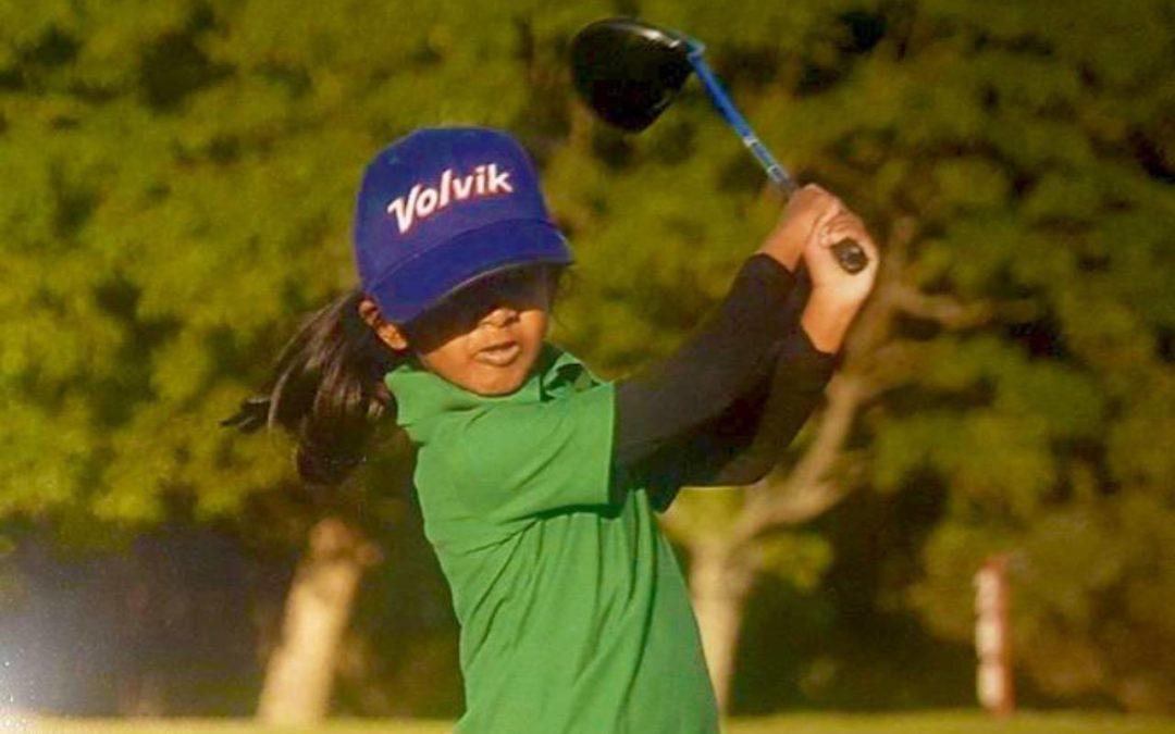 Meet Rising Golfer Abigail Thambiran