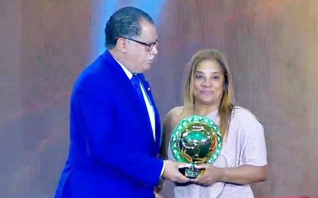 Desiree Ellis Retains CAF Women's Coach of the Year Award