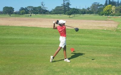 Moodley to Debut in Faldo's Major Invitational