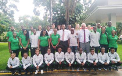 Jabulile Baloyi Speaks on Basetsana's World Cup Qualifier