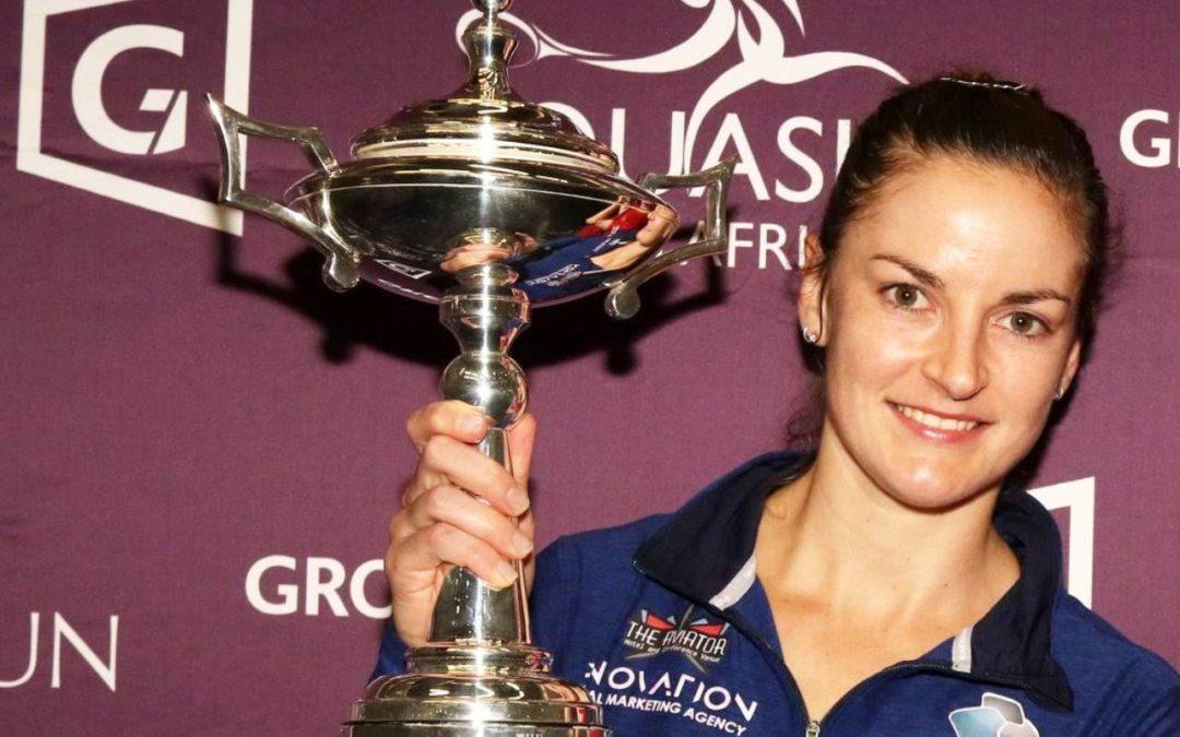 Squash South Africa Encourages More Female Participation
