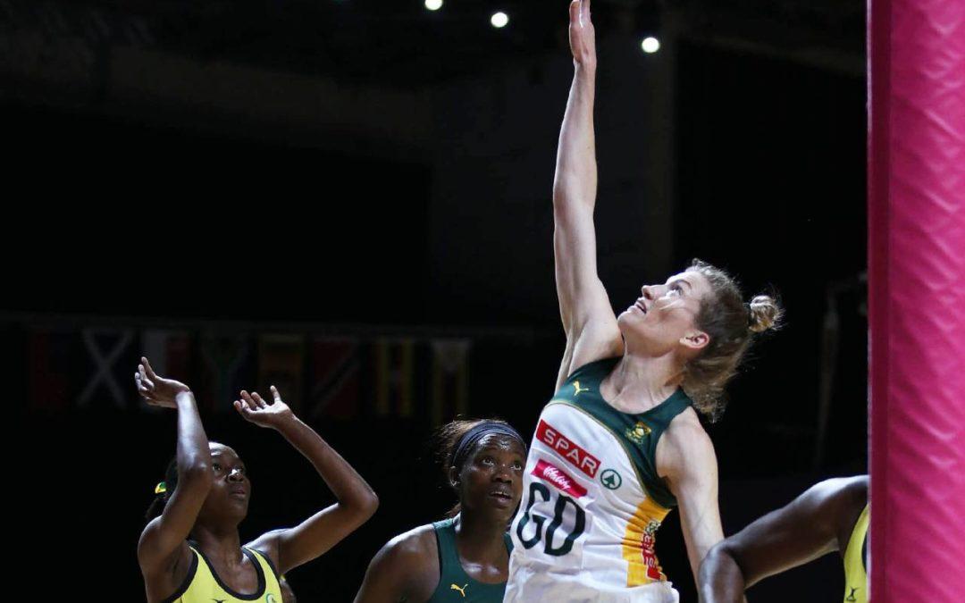 SPAR Proteas Fall Short Against Jamaica