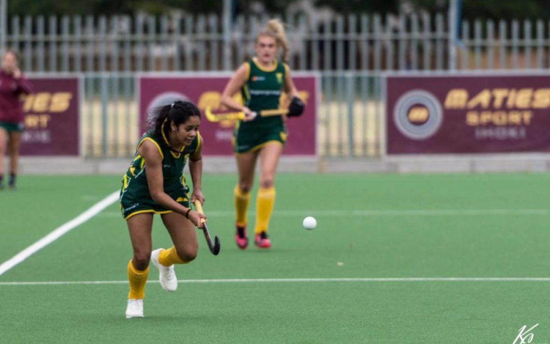 Ireland Win Opener in Stellenbosch