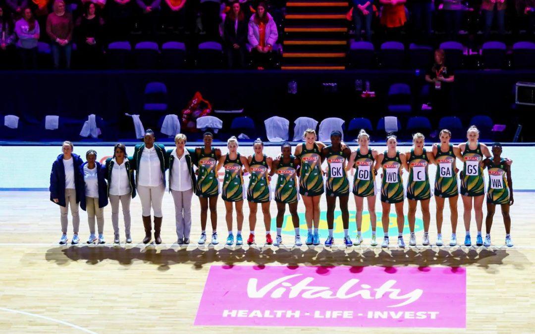 SPAR Proteas Suffer Defeat Against World Champions