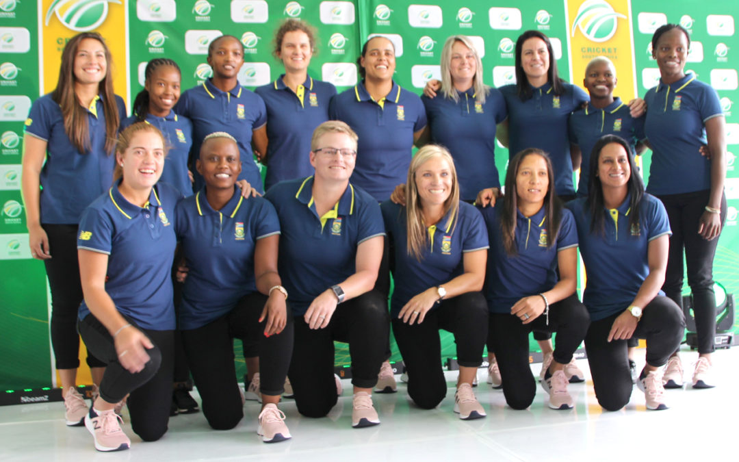 Proteas Women Attract New Sponsorship in Momentum