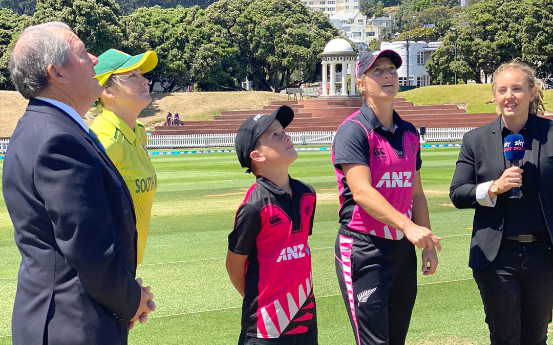 White Ferns Dominate Fourth T20 to Win Series
