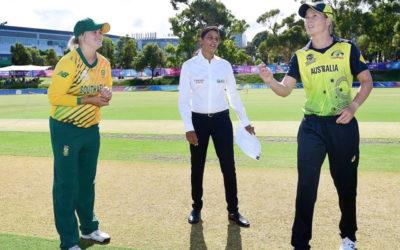 Momentum Proteas Lose Hard-Fought Warm Up against Australia