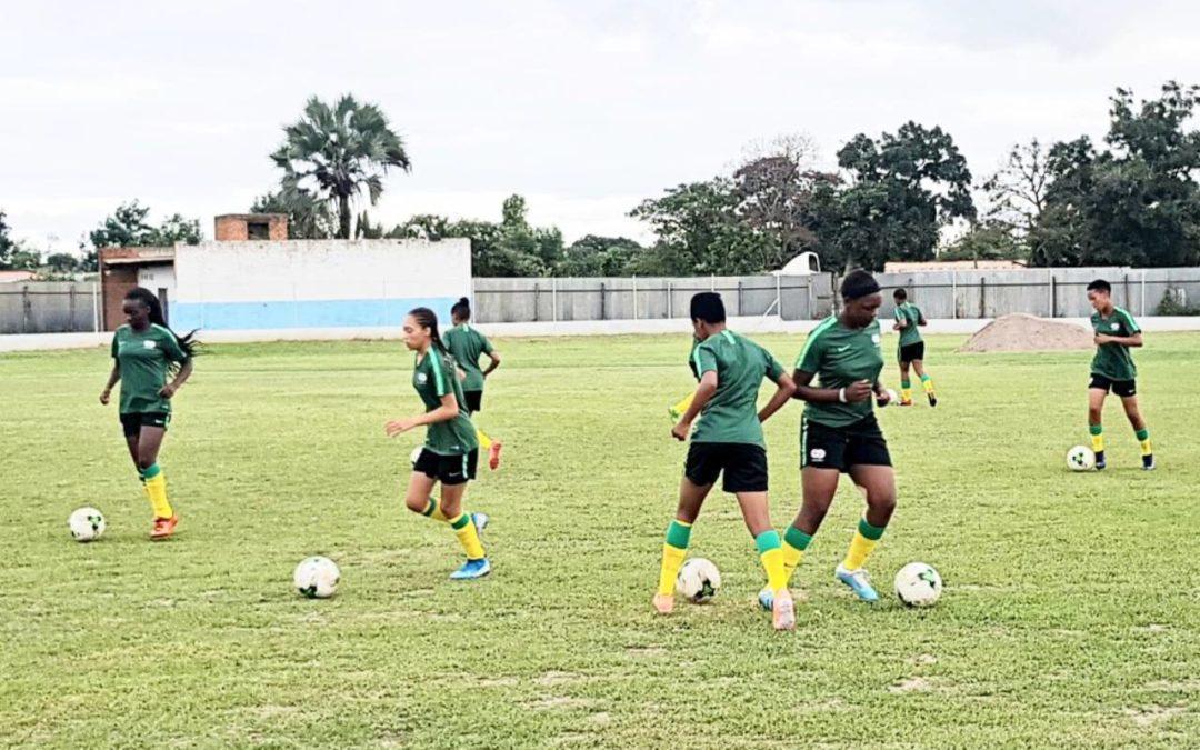 SA U17 Settle in Lusaka Ahead of WC Qualifier