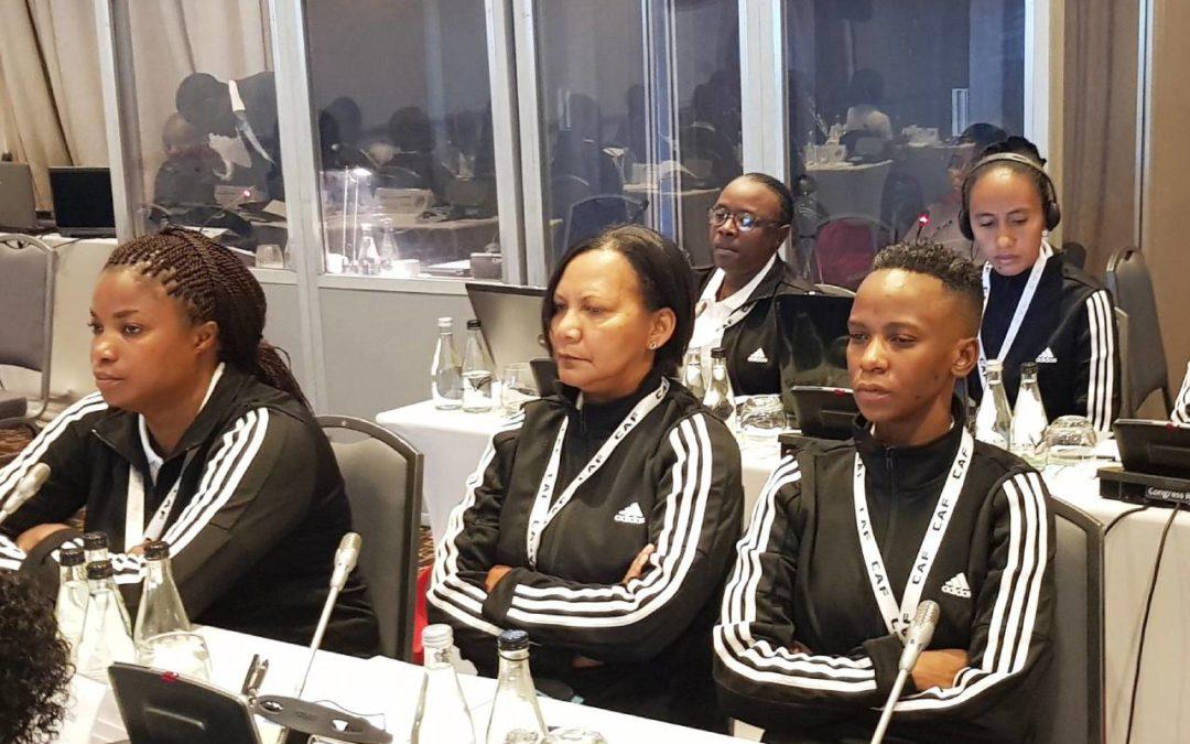 SAFA Hosts CAF Zonal Women Instructors Course