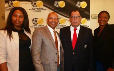 Western Cape Launch Provincial SASOL Women's League 2020