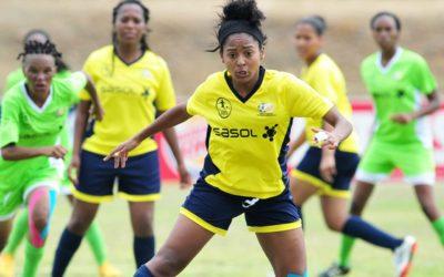 Goals Galore in North West Sasol Women's League