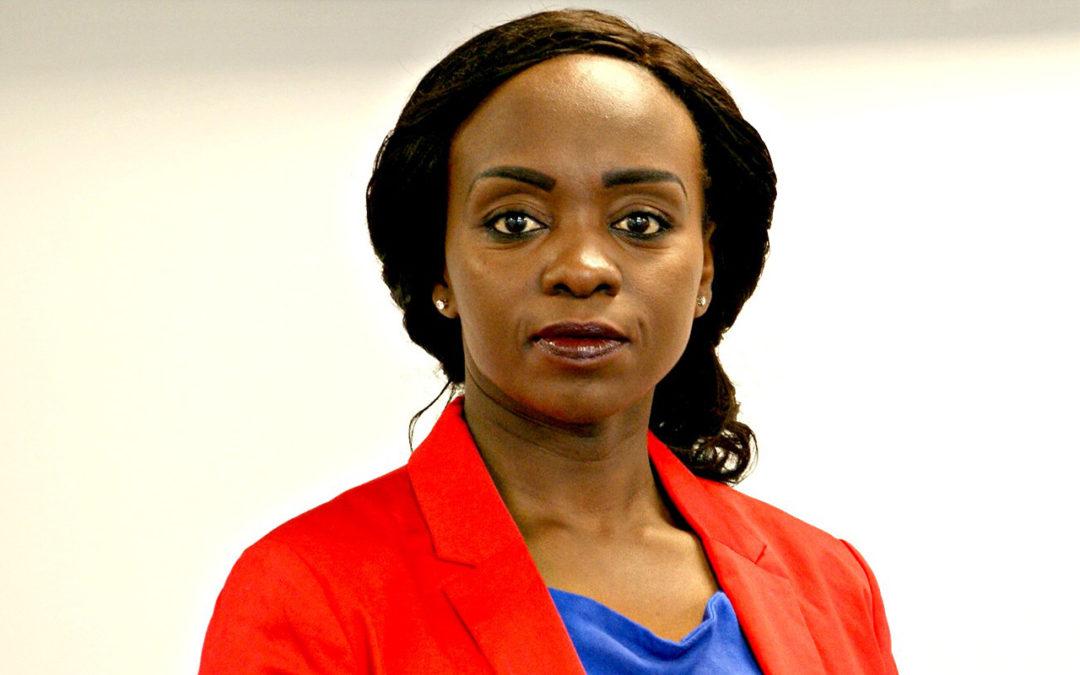 Celestine Karoney: From Kenya TV to BBC Africa