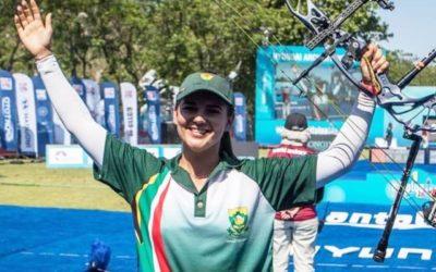Danelle Wentzel Puts SA Archery on The Map