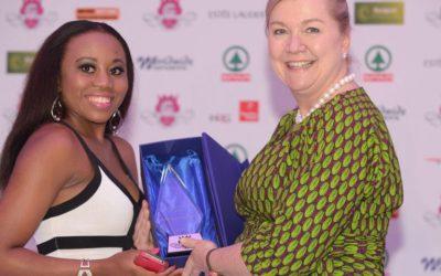 Gsport 2014 Social Media Star Award Winner