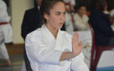 Success for Madibaz Karateka Adre Weideman