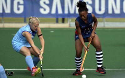 Twin goals for Madibaz hockey team