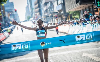 FNB Joburg 10K CITYRUN Prize Purse Announced