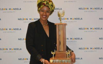 Award inspires Twani to reach new heights