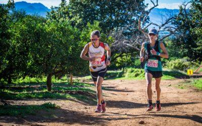 Van Huyssteen, Griffioen claim gold at AfricanX Trailrun