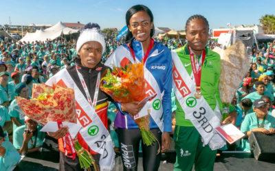 Molotsane defends Women's Challenge title in PE