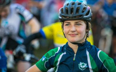 Meet Rising Star in the Spur Schools MTB League Mia de Villiers